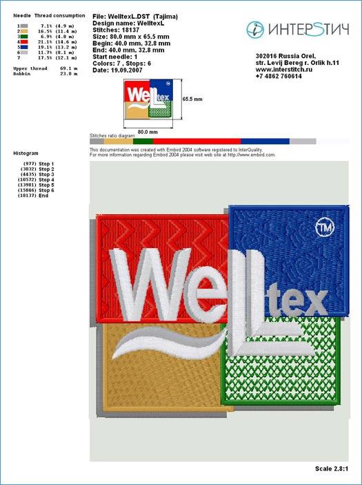 Дизайн вышивки программа скачать